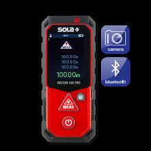 Meteran Laser Sola Vector 100 Pro
