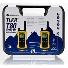 Handy Talkie Motorola TALKABOUT Two Way Radios T80 Extreme