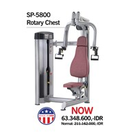 Fitness Dan Binaraga Paramount Fitness Rotary Chest Sp-5800