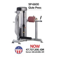 Jual Fitness Dan Binaraga Paramount Glute Press Sp-6600