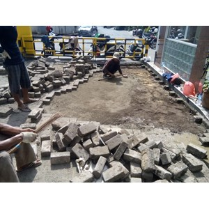 Jasa Paving Block By PT Sinartech Multi Perkasa