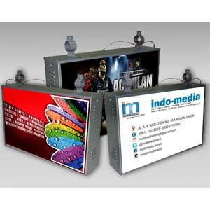 Jasa Pembuatan Neon Box By PT Sinartech Multi Perkasa