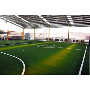 Jasa Konstruksi Lapangan Futsal By PT Sinartech Multi Perkasa