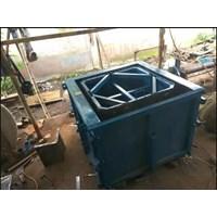 Pembuatan Cetakan Box Culvert Beton By Sinartech Multi Perkasa