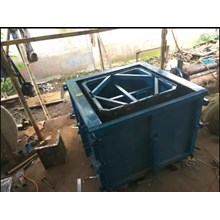 Box Culvert Concrete Mold Making