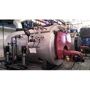Jasa Pembuatan Boiler House Water Station By PT Sinartech Multi Perkasa