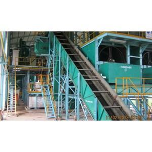 Jasa Pembuatan FFB Inclined Conveyor By Sinartech Multi Perkasa