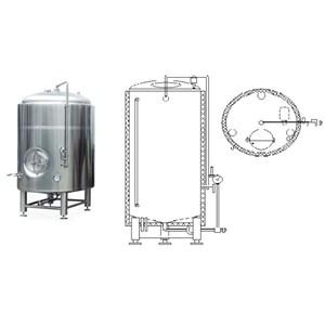 Jasa Pembuatan Hot Water Tank By PT Sinartech Multi Perkasa