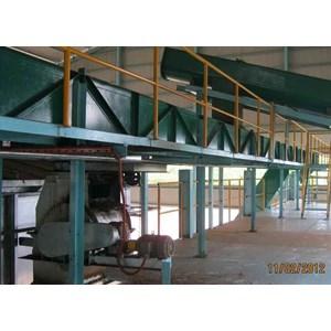 Jasa Pembuatan Distribution Boiler Fuel Conveyor By Sinartech Multi Perkasa