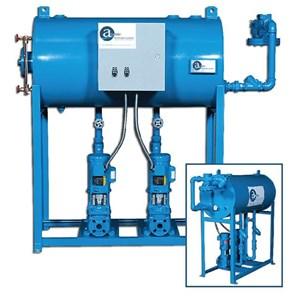 Jasa Pembuatan Boiler Feed Water Tank Cap By Sinartech Multi Perkasa