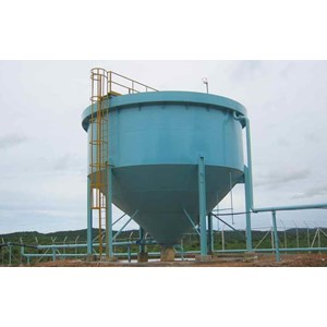 Jasa Pembuatan Clarifier Water Tank By Sinartech Multi Perkasa