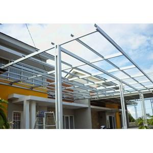 Jasa Pembuatan dan Pemasangan Kanopi di Medan