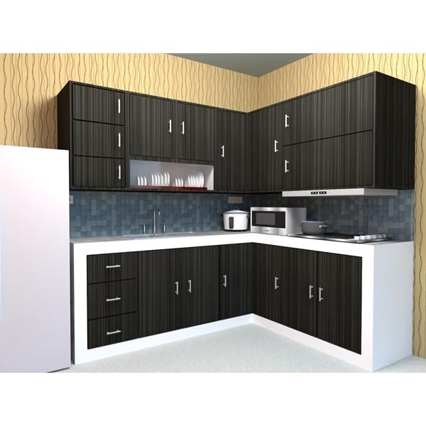 Jasa Jasa Pembuatan Kitchen Set Di Medan Oleh Pt Sinartech