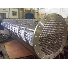 Heat Exchanger Fabrication Services in Medan