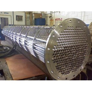 Jasa Fabrikasi Heat Exchanger di Medan By Sinartech Multi Perkasa