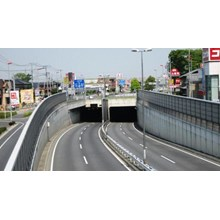 Underpass Construction Services in Medan