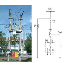 Distribution Substation Construction Services in Medan