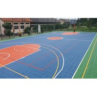 Basketball Court  ...
