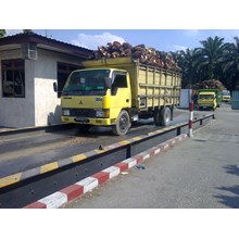 Installation Services for Weigh Bridges in Medan
