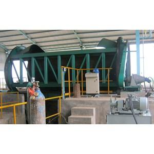 Jasa Pembuatan Mesin Tippler di Medan