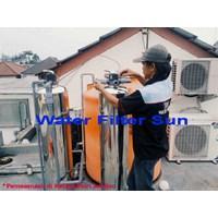 Jasa Pemasangan Water FIlter SUN di Kavling Polri Jakbar 1