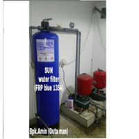 SUN Water Filter FRP Blue 1354
