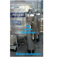 SUN Water Filter FRP SS 1054 Double