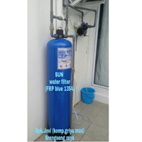 SUN Water Filter FRP Blue 1354 (2)