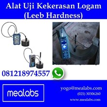 Jual Alat Uji Kekerasan (Portable Hardness Tester)