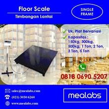 Jual Timbangan Lantai (Floor Scale)