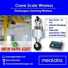 Jual Timbangan Gantung (Crane Scale)