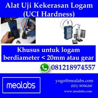 Jual UCI Hardness Tester (Alat Uji Kekerasan)