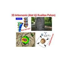 Jual Jual Alat Uji Kualitas Pohon (3d Arborsonic)
