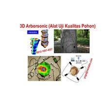 Jual Alat Uji Kualitas Pohon (3d Arborsonic)