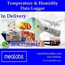 Jual Alat ukur suhu (Data Logger Temperature)