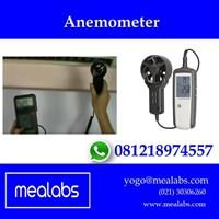 Jual Anemometer (alat ukur kecepatan angin)