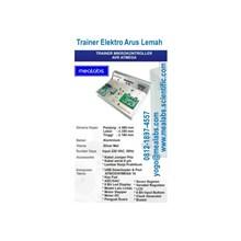 Jual Alat Peraga Elektro Arus Lemah (Trainer Elektro)