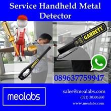 Jasa Service alat garret metal detektor