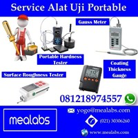 Jasa Service  Alat Uji Portable