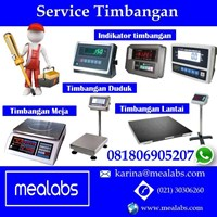 Jasa Service Timbangan