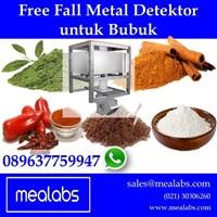 Jual Jual Metal Detektor untuk Tepung dan Gula (Bubuk)