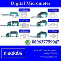 Jual Jual Mikrometer Sekrup (Micrometer Gauge)