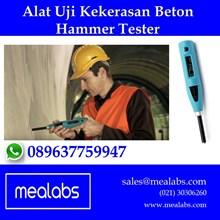 Alat Uji Kekerasan Beton (Hammer Tester)