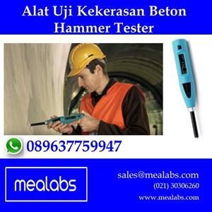 Jual Alat Uji Kekerasan Beton (Hammer Tester)