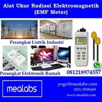 Dari Jual EMF Meter (Alat Ukur Radiasi Elektromagnet)  1