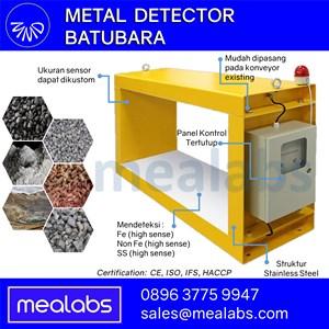 Dari  Conveyor Metal Detector Pertambangan 0