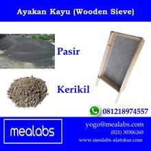 Jual Ayakan Kayu (Wooden Sieve)