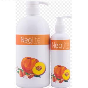 Body Wash Neolife Peach & Almond