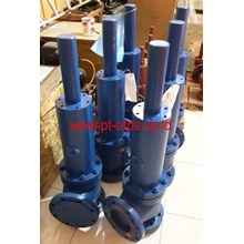 PRESSURE SAFETY AND RELIEF VALVE