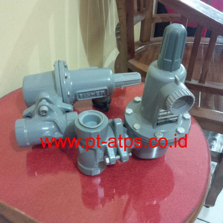 Sell 627 SERIES PRESSURE REDUCING REGULATORS from Indonesia